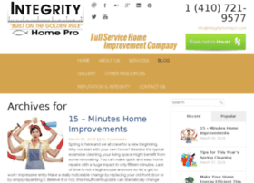 blog.integrityhomepro.com