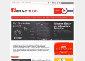 blog.interact.it