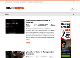 blog.interdominios.com