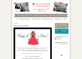blog.invitationconsultants.com