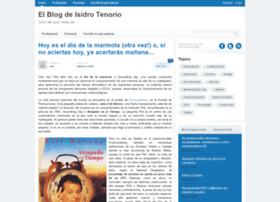 blog.isidrotenorio.com