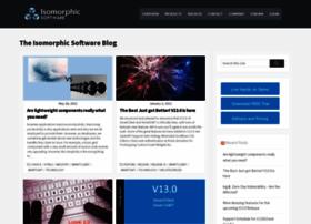 blog.isomorphic.com