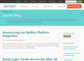 blog.janrain.com