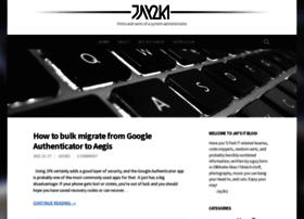 Blog.jay2k1.com