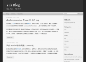 blog.jeswang.org