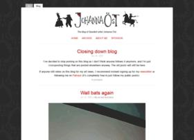 blog.johannaost.com