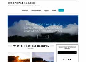 blog.josephprince.com