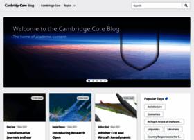 blog.journals.cambridge.org