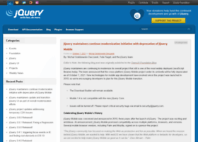 blog.jquery.com