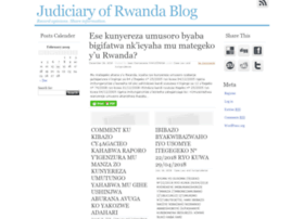 blog.judiciary.gov.rw