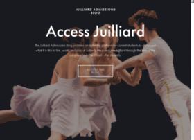 blog.juilliard.edu
