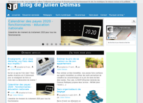 blog.juliendelmas.com