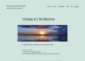 blog.juliendugue.com