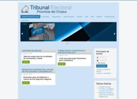 blog.juschubut.gov.ar