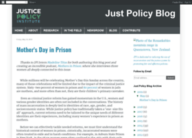 blog.justicepolicy.org