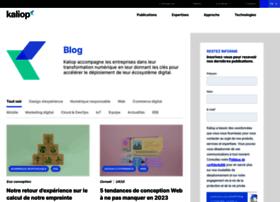 blog.kaliop.com