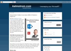 blog.kalmstrom.com