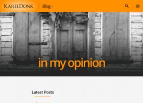 blog.kareldonk.com