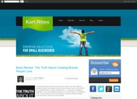 blog.karlribas.com