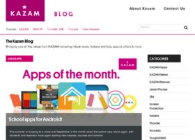 blog.kazam.mobi