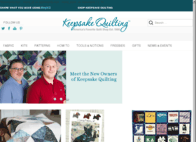 blog.keepsakequilting.com