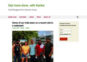 blog.kerika.com