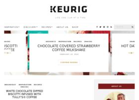 blog.keurig.com