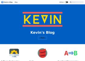 blog.kevinlee.io