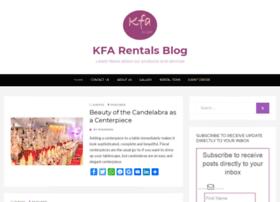 blog.kfarental.com