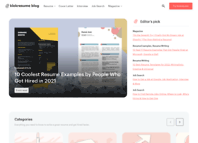 blog.kickresume.com