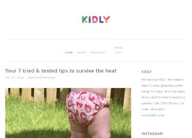 Blog.kidly.co.uk