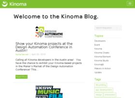 blog.kinoma.com
