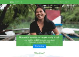 blog.kiva.org