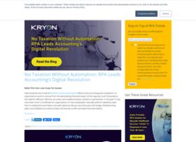 blog.kryonsystems.com