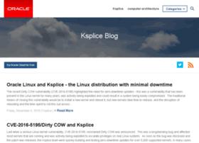 blog.ksplice.com