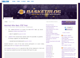 blog.lakers.com