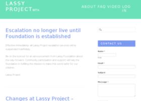 blog.lassyproject.com