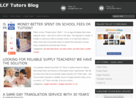 blog.lcftutors.com