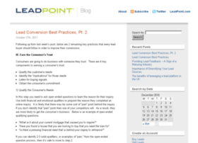 blog.leadpoint.com