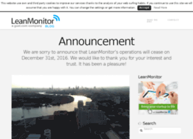 blog.leanmonitor.com