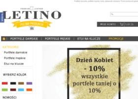 blog.letino.pl