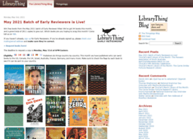 blog.librarything.com