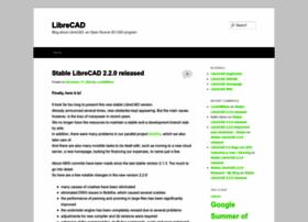 blog.librecad.org