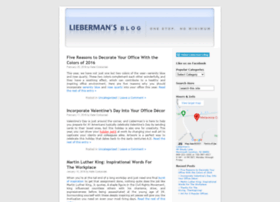 blog.liebermans.net