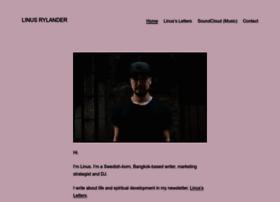 blog.linusrylander.com