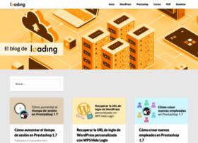 blog.loading.es