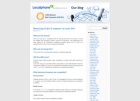blog.localphone.com
