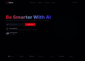 blog.lore.com