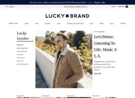 blog.luckybrand.com