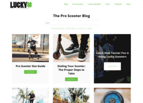 blog.luckyscooters.com